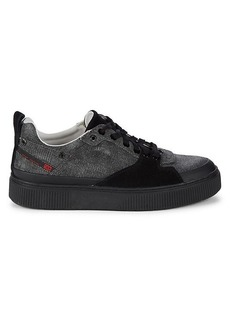 Diesel Danny Textured Sneakers