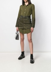 Diesel De-Dezy-Z shirt dress