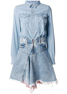 Diesel DE-FRINGY dress
