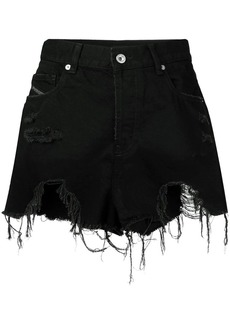 Diesel De-Ika-S denim shorts
