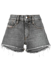 Diesel DE-Rifty cut-off shorts