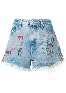 Diesel DE-SABY-F shorts