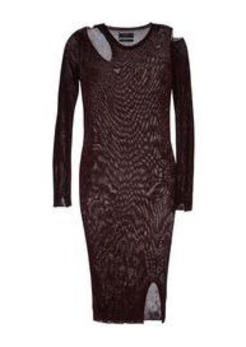DIESEL - Knee-length dress