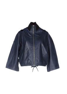 DIESEL - Leather jacket