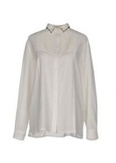 DIESEL - Solid color shirts & blouses