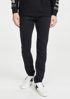 Diesel 5 Pocket Slim Fit Thommer Denim Jeans