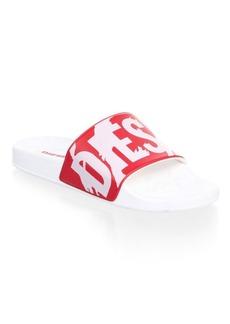Diesel Alohaa Samaral Rubber Sandals