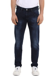 Diesel Bazer Straight Slim Fit Jeans in Denim