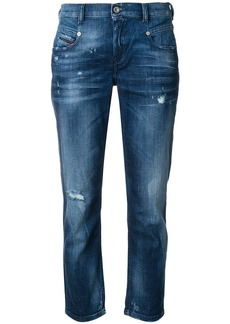 Diesel Belthy ankle jeans - Blue