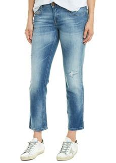 Diesel Belthy Ankle Medium Blue Slim Straight Leg