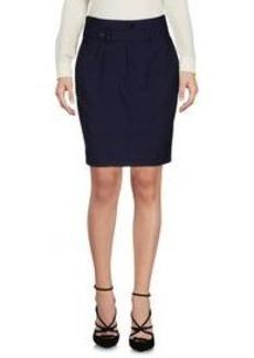 DIESEL BLACK GOLD - Knee length skirt