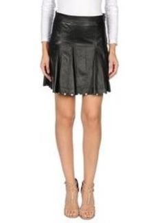 DIESEL BLACK GOLD - Mini skirt