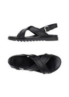 DIESEL BLACK GOLD - Sandals