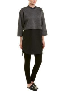 Diesel Black Gold Delycita Wool Sweatshirt