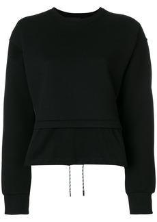 Diesel Black Gold layered jumper
