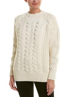 Diesel Black Gold Molokay Wool & Cashmere-Blend Sweater