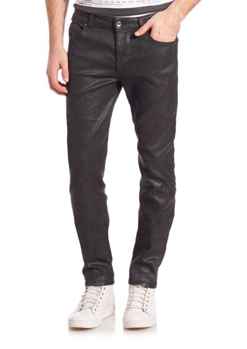 Diesel Black Gold Slim-Leg Jeans