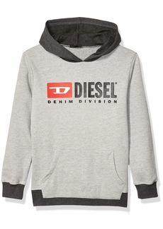 Diesel Boys' Big Hoodie