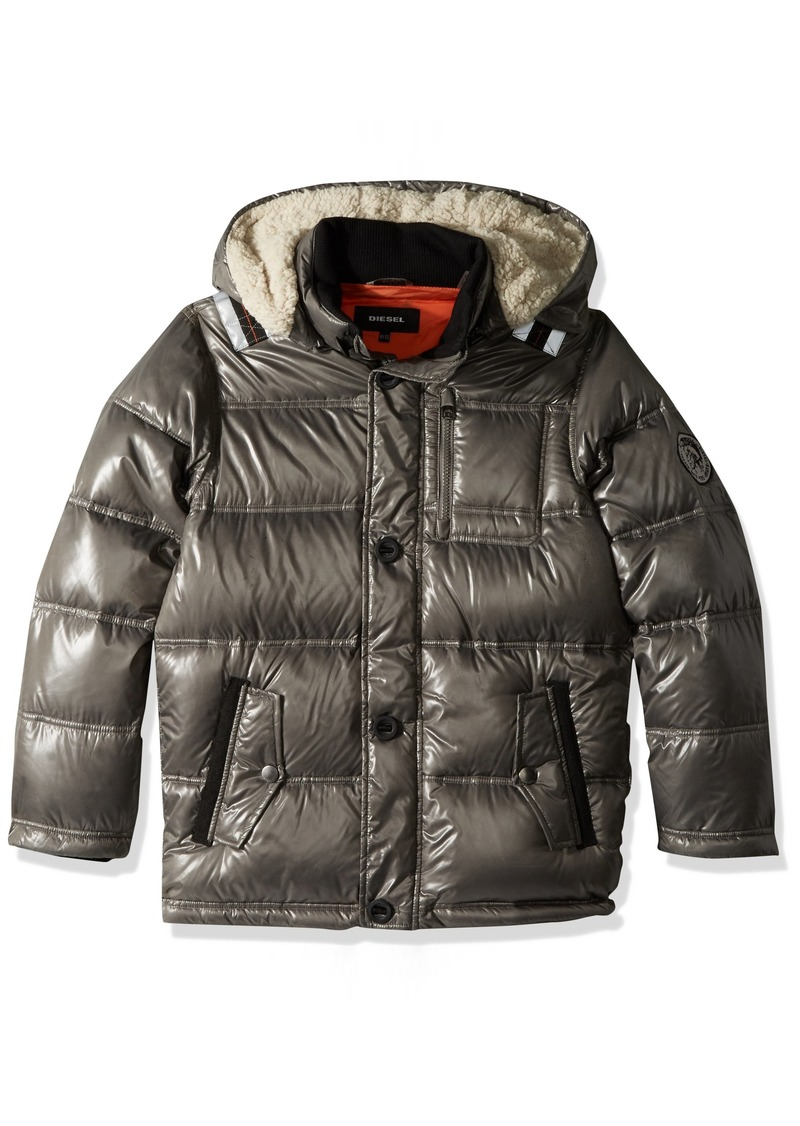 Diesel Boys' Big Outerwear Jacket (More Styles Available)