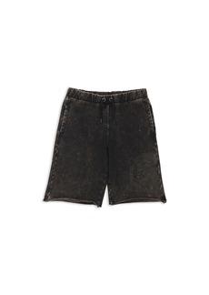 Diesel Boys' Knit Acid-Wash Shorts - Big Kid