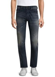 Diesel Buster Slim Straight Jeans
