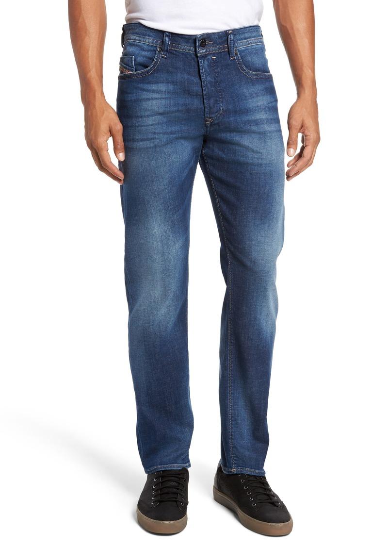 f334875b Diesel DIESEL® Buster Slim Straight Leg Jeans (084GR) | Jeans