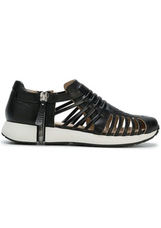 Diesel caged sneakers - Black