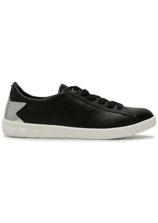 Diesel classic lace-up sneakers - Black