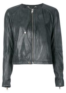 Diesel cropped jacket - Grey