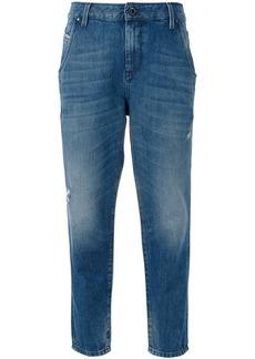 Diesel cropped jeans - Blue