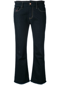 Diesel cropped trousers - Blue