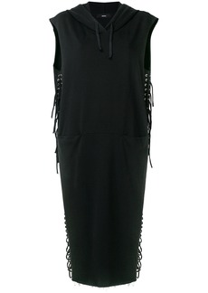 Diesel D-Ago dress - Black