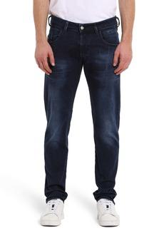 DIESEL® D-Bazer Slim Fit Jeans (Dark Rinse)