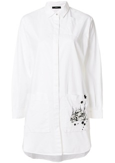Diesel D-Blea-A dress - White