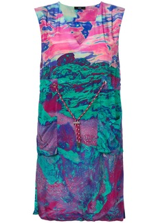 Diesel D-CHAD-A dress - Multicolour