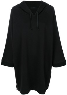 Diesel D-Evyl hoodie dress - Black