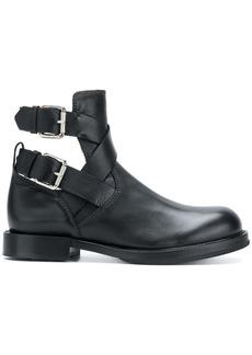 Diesel D-Komb Boot Fob boots - Black