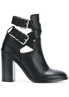 Diesel D-Komb Heeled boots - Black