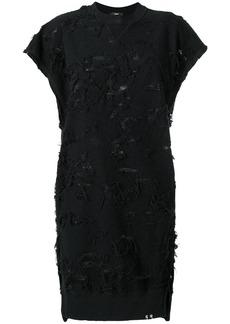 Diesel D-Nifer dress - Black