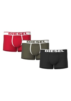 DIESEL® Damien 3-Pack Cotton Trunks