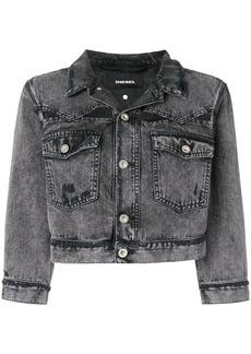 Diesel De-Explora denim jacket - Black