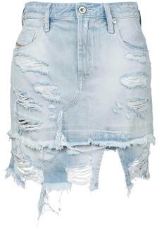 Diesel DE-MIXY skirt - Blue
