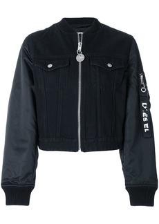 Diesel De-Ruby denim jacket - Black