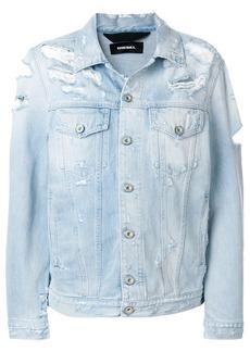 Diesel De-Vise denim jacket - Blue