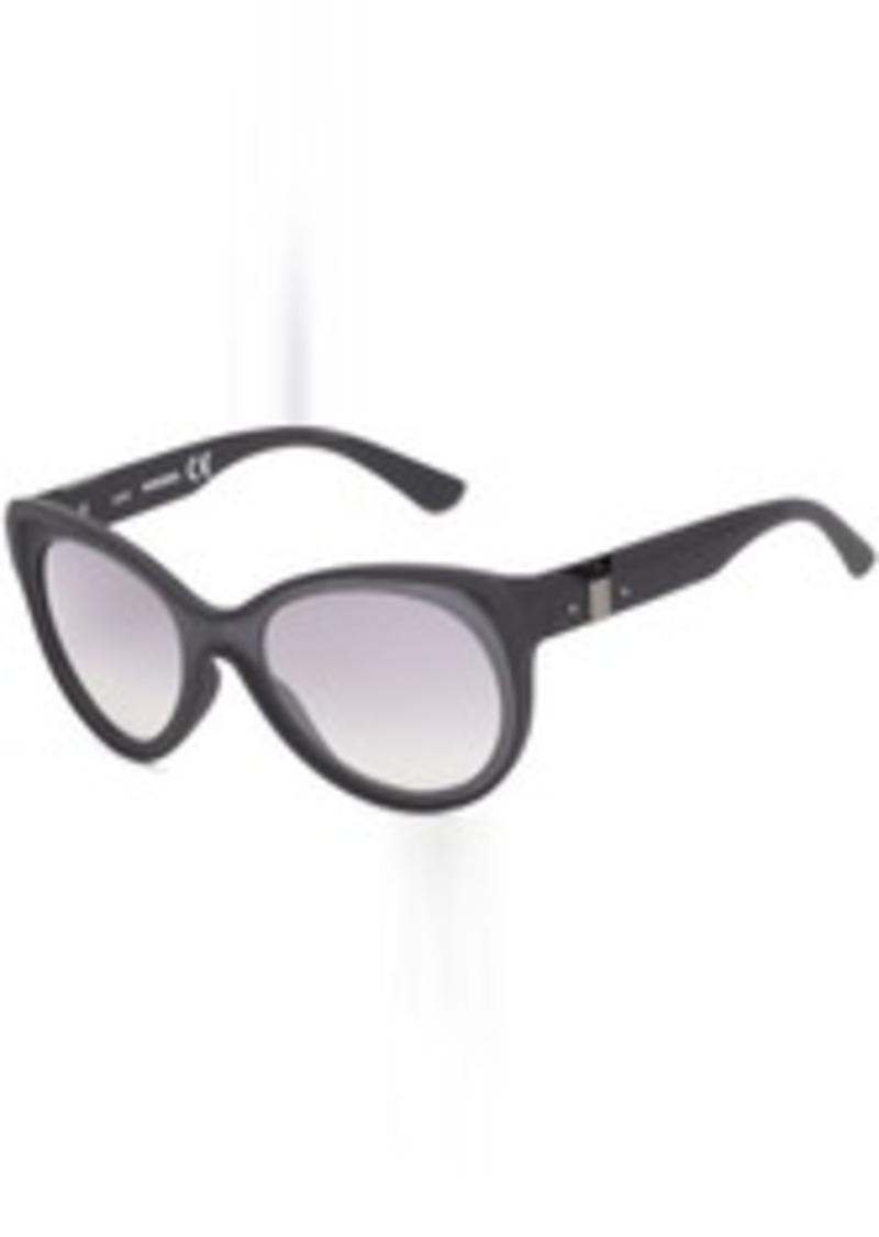 Diesel DL00325505C Cat-Eye Sunglasses