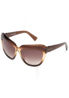 Diesel DL00475950F Cat-Eye Sunglasses
