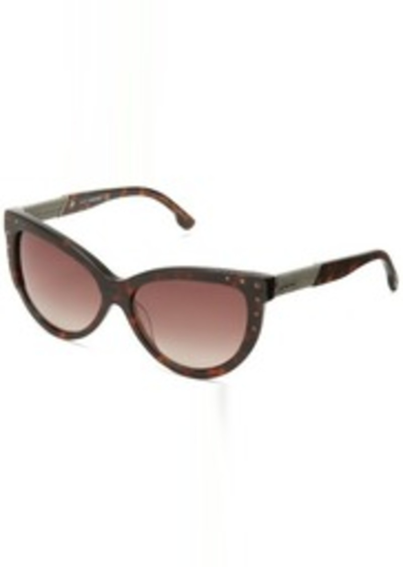 Diesel DL00515650F Cat-Eye Sunglasses