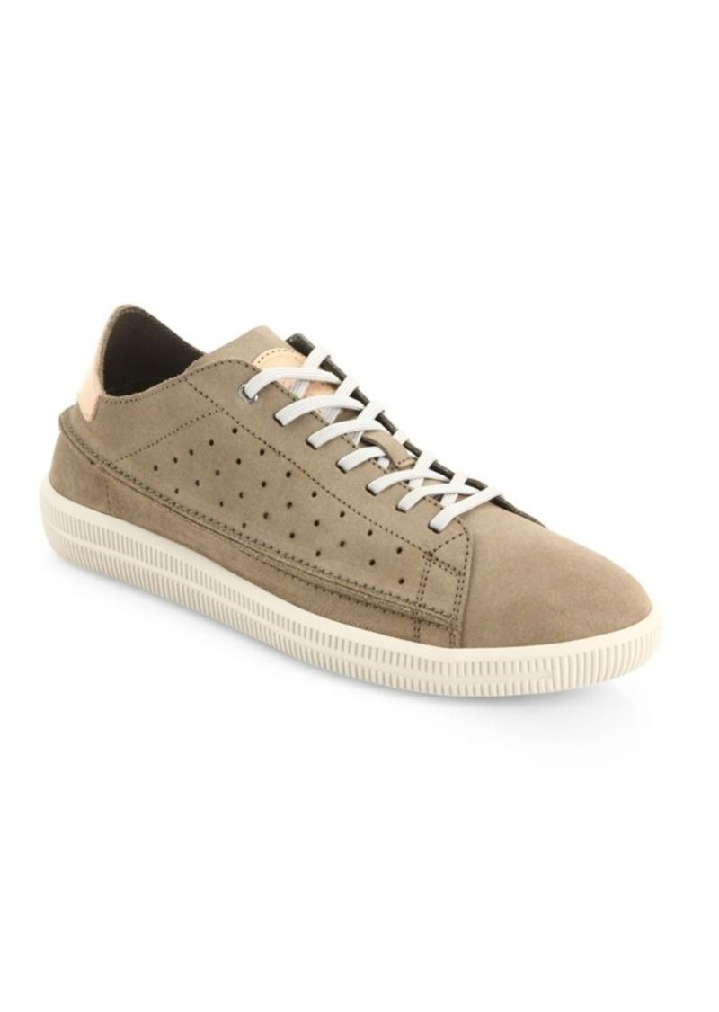 Diesel Dyneckt Naptik Perforated Suede Sneakers