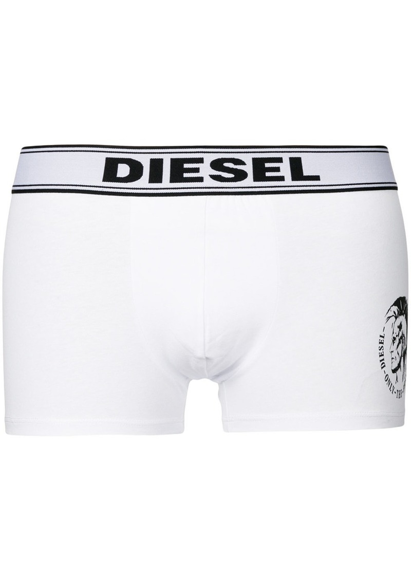 Diesel Only the Brave logo boxer shorts