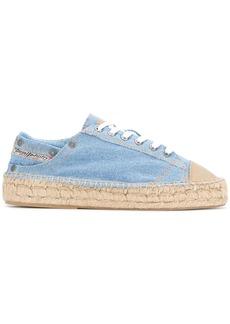 Diesel espadrille sneakers - Blue